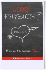 Institude of Physics. Love Physics