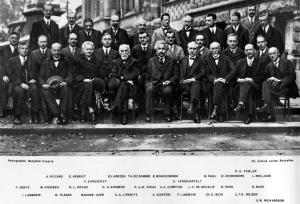 solvay 1927.