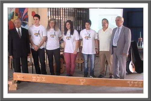 Επίσκεψη Αγιασωτών της Αθήνας στο χώρο των αγώνων.