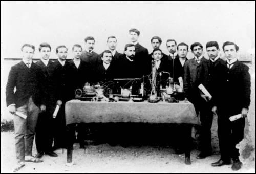 Σταφανίδης και Απόφοιτοι
